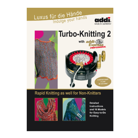 Turbo Knitting 2 with addi-Express